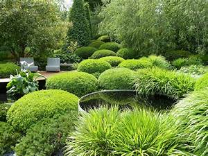 landscape design: Contemporary garden design ideas photos