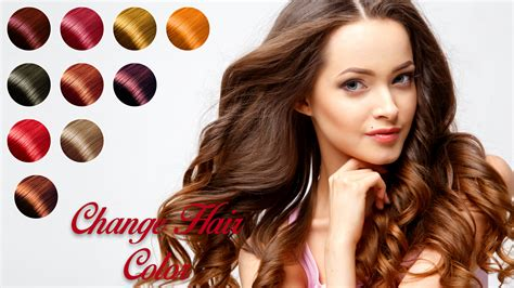 how to change hair color change hair color android apps on play