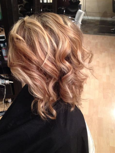 Blond E Hair And by Hair With Golden Lowlights Hair