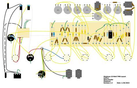 Vox Ac15 Schematic Layout