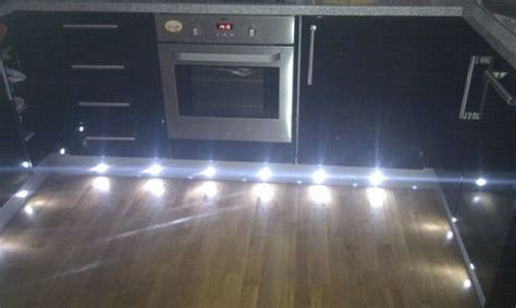 kitchen plinth lighting electricians in hitchin herts sg4 9fj pdw 2449