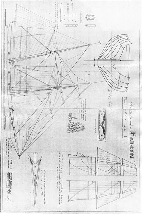 ship model plans   felder