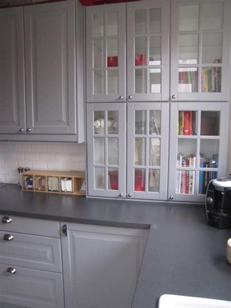 installateur de cuisine ikea cuisine cuisine style maison de cagne en bois grey