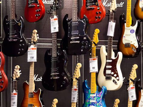 Best Music Stores In Nyc For Instruments And Dj Equipment