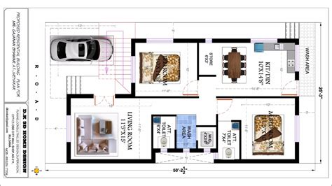 Free Modern House Plans