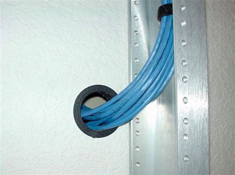 how to wire your house with cat5e or cat6 ethernet cable networking wireless home security
