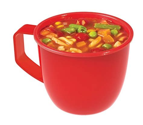 Sistema 1141 Large Microwave Cookware Soup Mug   Gourmet Coffee & Equipment