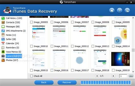 tenorshare iphone data recovery review tenorshare itunes data recovery review