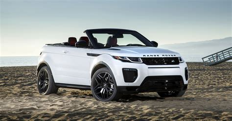 Land Rover Range Rover Evoque Picture by Photos 2017 Land Rover Range Rover Evoque Convertible