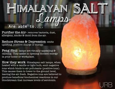 salt rock l benefits benefits of himalayan salt ls health sickness pinterest
