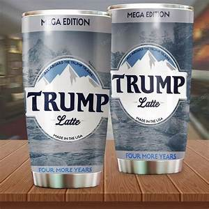 Trump Latte Tumbler