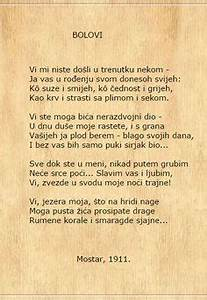 Aleksa Santic  ... Serbo Croatian Quotes