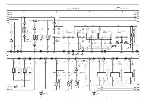 repair guides overall electrical wiring diagram 2003
