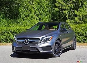 Mercedes 45 Amg : 2016 mercedes gla 45 amg 4matic is the boss car reviews auto123 ~ Maxctalentgroup.com Avis de Voitures