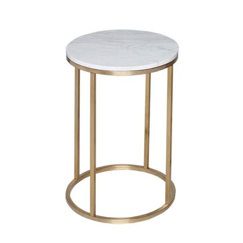 marble and brass side table vintage brass marble side table designer tables reference
