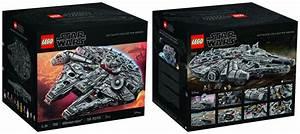 The 7,541 Piece Lego Millennium Falcon | Milners Blog