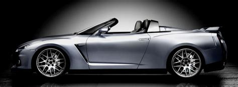 R35 Nissan Gt-r Convertible By Newport Convertible