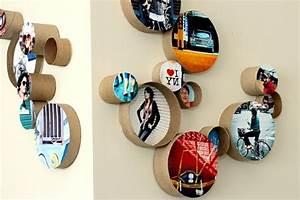 Bilderrahmen Basteln Pappe : 40 kreative vorschl ge wie sie bilderrahmen selber bauen ~ Frokenaadalensverden.com Haus und Dekorationen