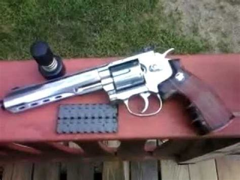 wingun sport 702 airsoft revolver review