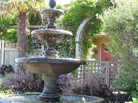 Garden Fountain Ideas  Design Bookmark #10832