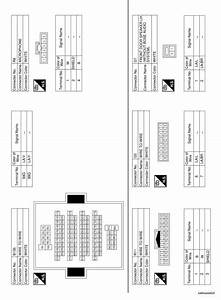 Nissan Rogue Service Manual  Wiring Diagram - Display Audio