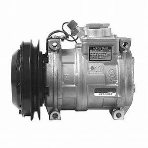 Mei-denso 10pa17c Compressor 12v With 1 Groove