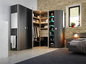 Petit Dressing D Angle : armoire d angle conforama advice for your home decoration ~ Premium-room.com Idées de Décoration