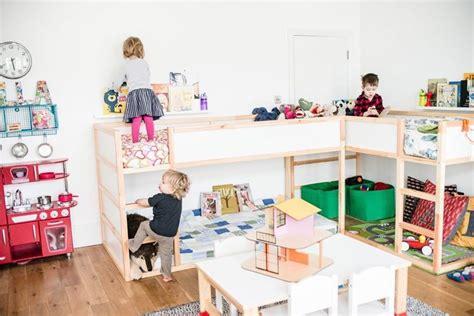 Hochbett Für 2 Kleinkinder by Kinderzimmereinrichtung Und Dekoration Kinderzimmer F 252 R