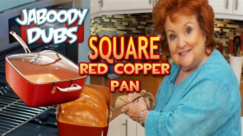 square red copper pan dub youtube
