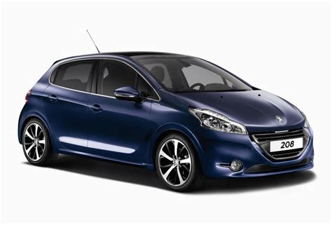 Peugeot 208 Price by 2014 Peugeot 208 Price