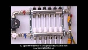 Jg Speedfit Underfloor Heating Wiring Diagram