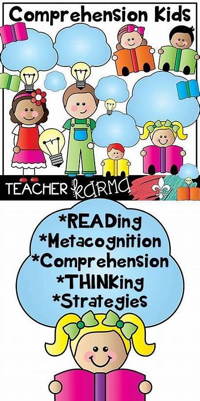 Clipart Comprehension Reading Grade Resource Language Teacherspayteachers