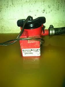 Replacing Bilge Pump  Wiring Confusion
