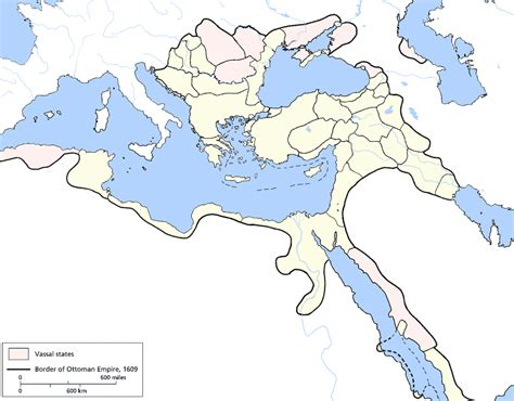 Ottoman Empires by Administrative Divisions Of The Ottoman Empire