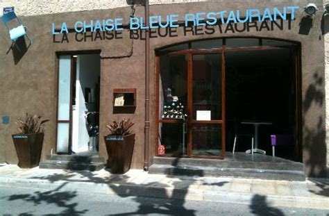 la chaise bleue la cadiere d azur restaurant reviews