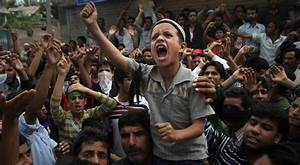 Anti-India protests erupt in Kashmir after deadly fighting ...