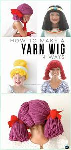 Diy Yarn Crafts Ideas Projects No Crochet