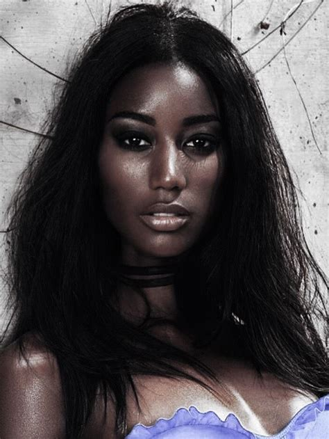 black  beautiful  images beautiful dark skinned