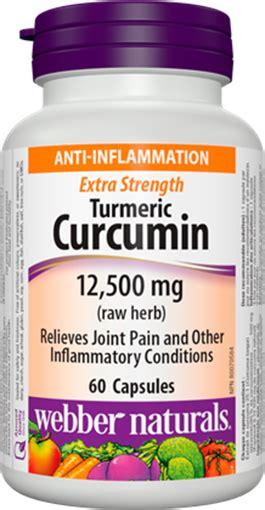 Webber Naturals Turmeric Curcumin 12,500mg | BuyWell.com ...