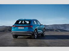 Audi etron 2019 première Audi électrique