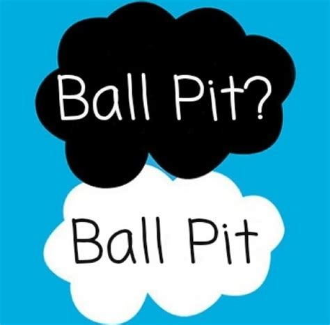Ball Pit Meme - the ball pit meme is the only good thing to come out of dashcon
