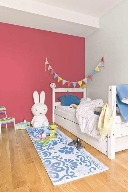 peinture chambre fille peinture couleur pour chambre d enfant c 244 t 233 maison
