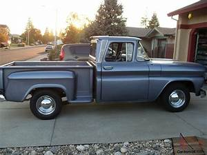 1961 Chevy C10 Apache Pickup Shortbed Pickup