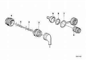 Bmw 325i Plug Housing  20pol  Harness  Electrical  Wiring