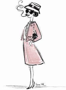 Coco Chanel Bilder : die besten 25 chanel bilder ideen auf pinterest chanel modeillustration chanel und chanel mode ~ Cokemachineaccidents.com Haus und Dekorationen