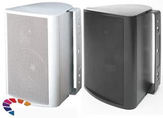Outdoor Speaker Cabinet by Indoor And Outdoor Cabinet Speakers Endeavor Io 510 Oem
