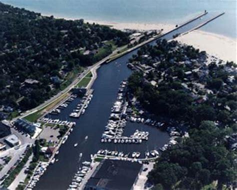 Boat Slip South Haven Michigan by Dnr South Haven Marina