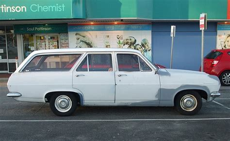 1968 Hr Holden Station Wagon Special. If Only You Could