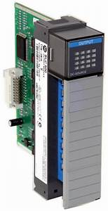 Allen Bradley Slc 500 Output Module 1746-ob16