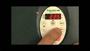 Setting Up The Hvac Variable Speed Drive  Vfd
